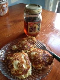 Protein pancakes again