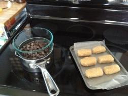 Food Prepe - Double-boiler to dip