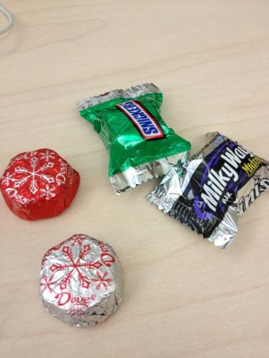 Mini treats
