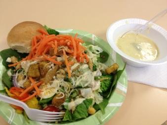Salad, Soup